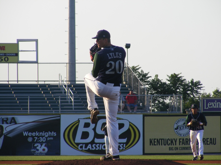 Photo: Lexington Legends
