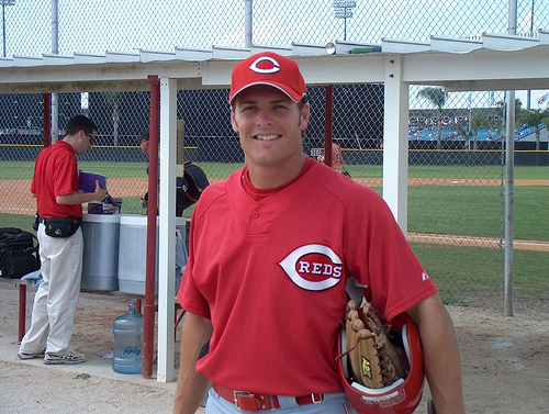 Chris Heisey; Photo via Flickr