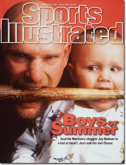 SI Cover March 18, 1996
